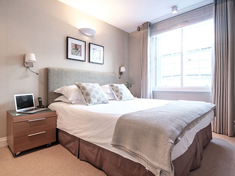 One Bedroom Apartments - Greengarden House